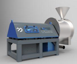 Tuz Santrifüj Makinesi