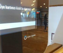 Kiosk Tasarımı